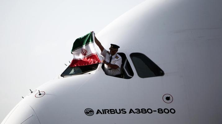 ifmat - Iran purchase 7 airbus