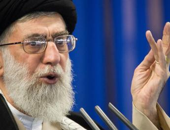 ifmat - Iran supreme Leader Britain is evil