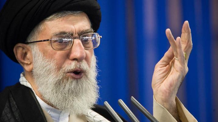 ifmat - Iran supreme Leader Britain is evil