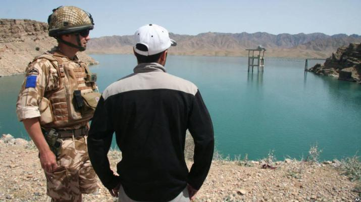 ifmat - Afghan Authorities Accuse Iran of Using Taliban to Undercut Water Projects