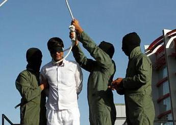 ifmat - Iran Man Arrested At 17 Faces Imminent Execution