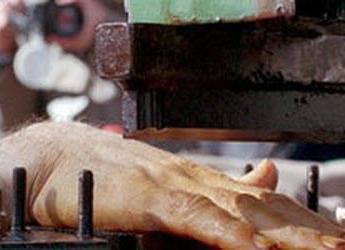 ifmat - Iran Regime Plans to Amputate Fingers of 70Years old man