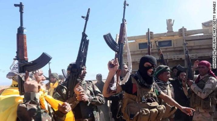 ifmat - Iran Shiite Militias Endangering Future of Iraq
