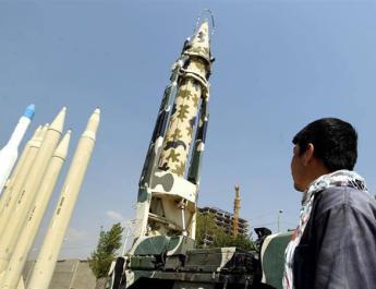 ifmat - Iran Test-Fires Medium Range Ballistic Missile U.S. Officials