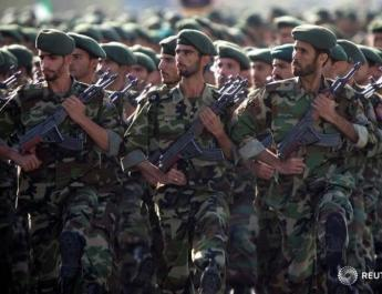 ifmat - Iran's Revolutionary Guards position for power