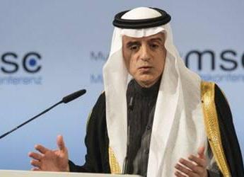 ifmat - Al-Jubeir Iran Is the Main Sponsor of Global Terror