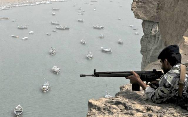 ifmat - Iran Has harrased U.S. Ships