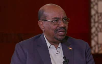 ifmat - Sudanese President Iran Regime Must Be Stopped