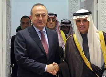 ifmat - Turkey and Saudi Arabia Agreed to Check the Iranian Regime's Meddling in the Middle East