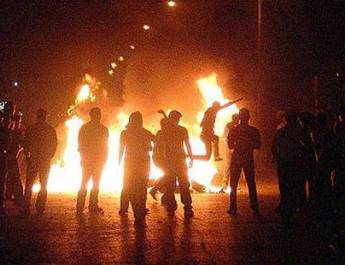 ifmat - Iran Arrests more than 1500 during the Fire Festivities