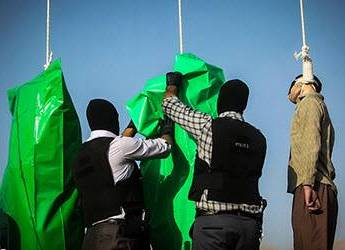 ifmat - Rise in Executions and Crackdown Against Iran's Youth