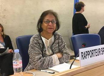 ifmat - U.N. Rapporteurs Concerned of Freedom of Speech in Iran