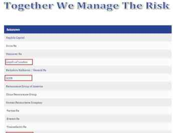 Ifmat- Iran-re International Reinsurers