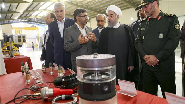 ifmat - Iran showcases 12 new advanced defense projects, products