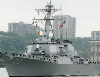 ifmat - US fires warning flare toward Iranian ship in Persian Gulf