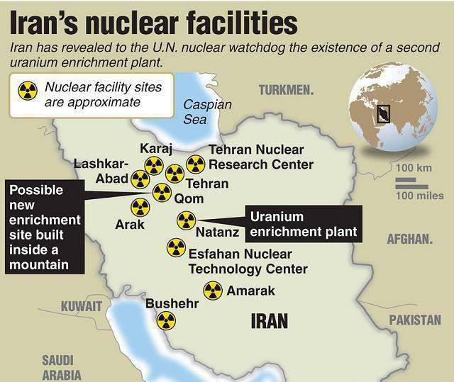 ifmat - iran nuclear facilitie
