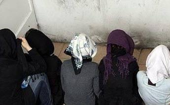 ifmat - 60 Arrested in a Mixed-Gender Party in Northern Iran