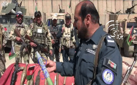 ifmat - Iran-Made Weapons in the Hands of Afghan Taliban