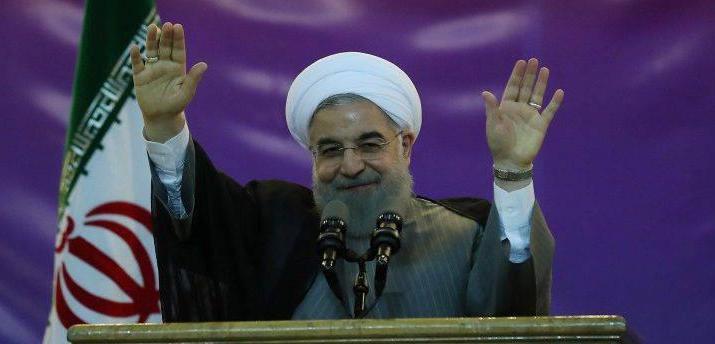 ifmat - Rouhani Again Underscores Regional Warmongering, Continuing Missile Initiatives