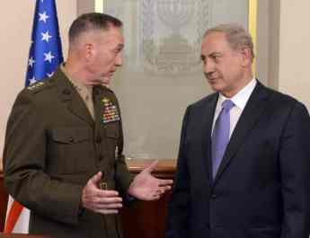 ifmat - Top US army general aligns with Israeli concern over Iran and its proxies