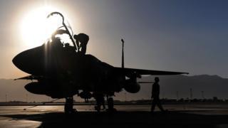 ifmat - A US jet has shot down an Iranian-made dron