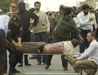 ifmat - Flogging 20 People in Qazvin Under the Excuse of Breaking Fasting in Iran
