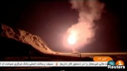 ifmat - Iran Escalates Involvement in Syria With Anti-IS Missile Strike3