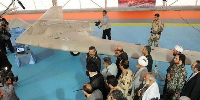 ifmat - Iran Has Drone Base Near US Troops in Syria