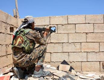 ifmat - Iran attempts to expand control through Syria as ISIS nears defeat