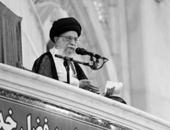 ifmat - Iranian regimes Supreme Leader lashed out at President for accepting the terms of the UNESCO 2030