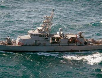 ifmat - US Navy Accuses Iranian Regime of Dangerous Activity