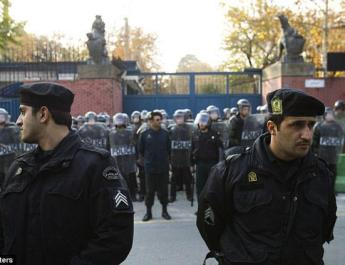 ifmat - Violent Attack of Regimes Police Forces on Protesting Gold Miners