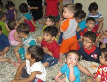 ifmat - 3000 orphans are abandoned in Iran - without any support