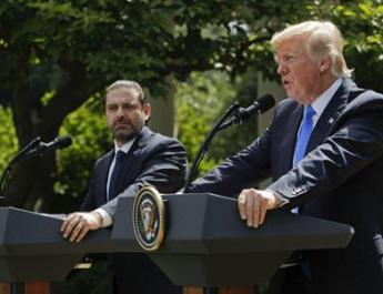 ifmat - Trump Blames Iran Regime and Hezbollah for Syrias Humanitarian Catastrophe