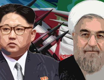 ifmat - Iran and North Korea are partner threats to the US and the world