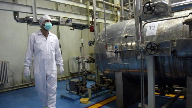 ifmat - Iran says only 5 days needed to ramp up uranium enrichment