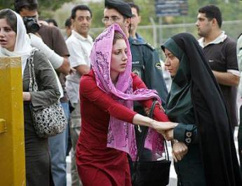 ifmat - Iran will launch Special Womens Patrol Unit