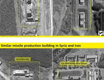 ifmat - New Syrian Missile Factories Look a Lot Like Ones in Iran