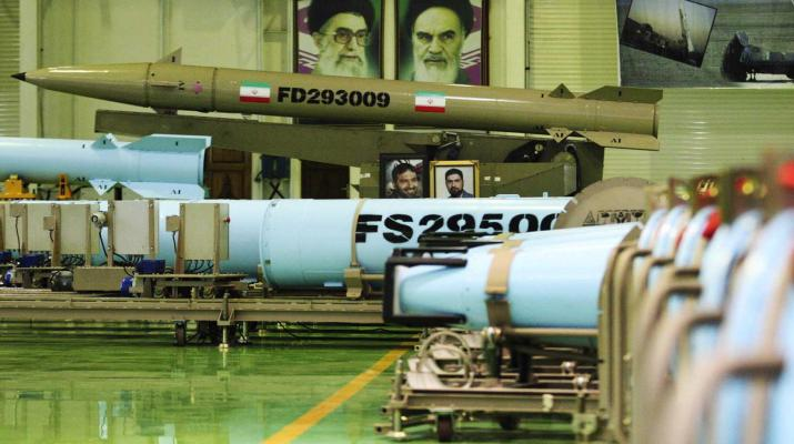 ifmat - Rouhani's Defense Minister Nominee Pledges to Boost Missile Program