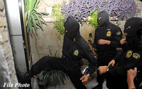 ifmat - 19 Arrested in Raid at Private Party in Iran