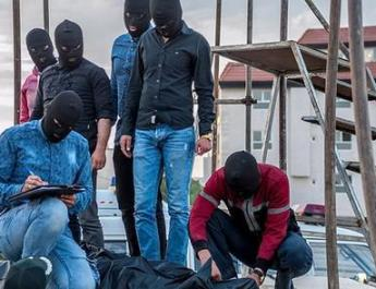 ifmat - Increased Public Executions in Iran