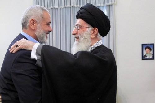 ifmat - Iran and Hamas reconnect