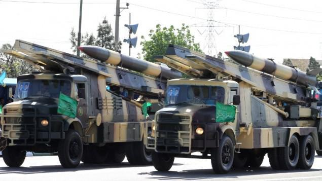 ifmat - Iran supplying Hezbollah with ever more accurate missiles