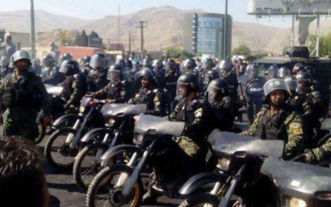 ifmat - Security agents who refused to suppress workers were arrested