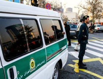 ifmat - Security forces arrested 30 girls and boys in a mixed party in Iran