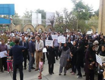 ifmat - Dozens of supporters of a cleric, critic of the regime were arrested in Iran