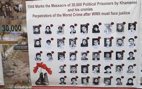 ifmat - Former ambassador encourages Haley to act further regarding 1988 massacre in Iran