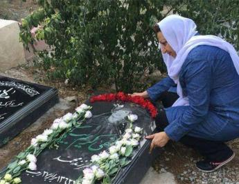 ifmat - Iranian mother sentenced to prison for demanding justice for slain son
