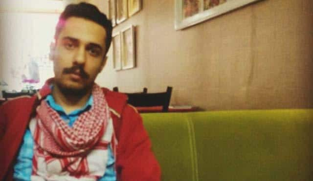 ifmat - Leftist poet missing after intelligence ministry raided his home