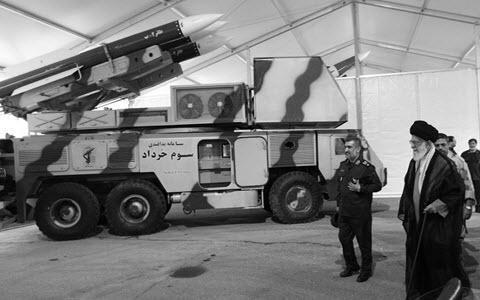 ifmat - The impact of economic sanctions against the IRGC